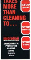 STop Germs Stop Odors, Dirt, Stains
