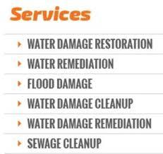 Suncoast Flood Mold Cleanups and Flood Drying Services