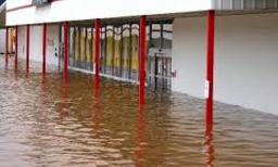 De Flooding Business Places