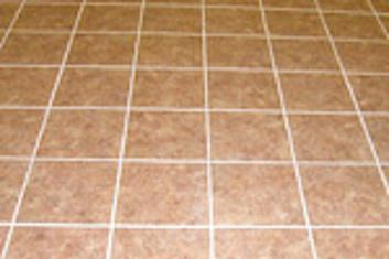 STEAM CLEANING Tile Grout